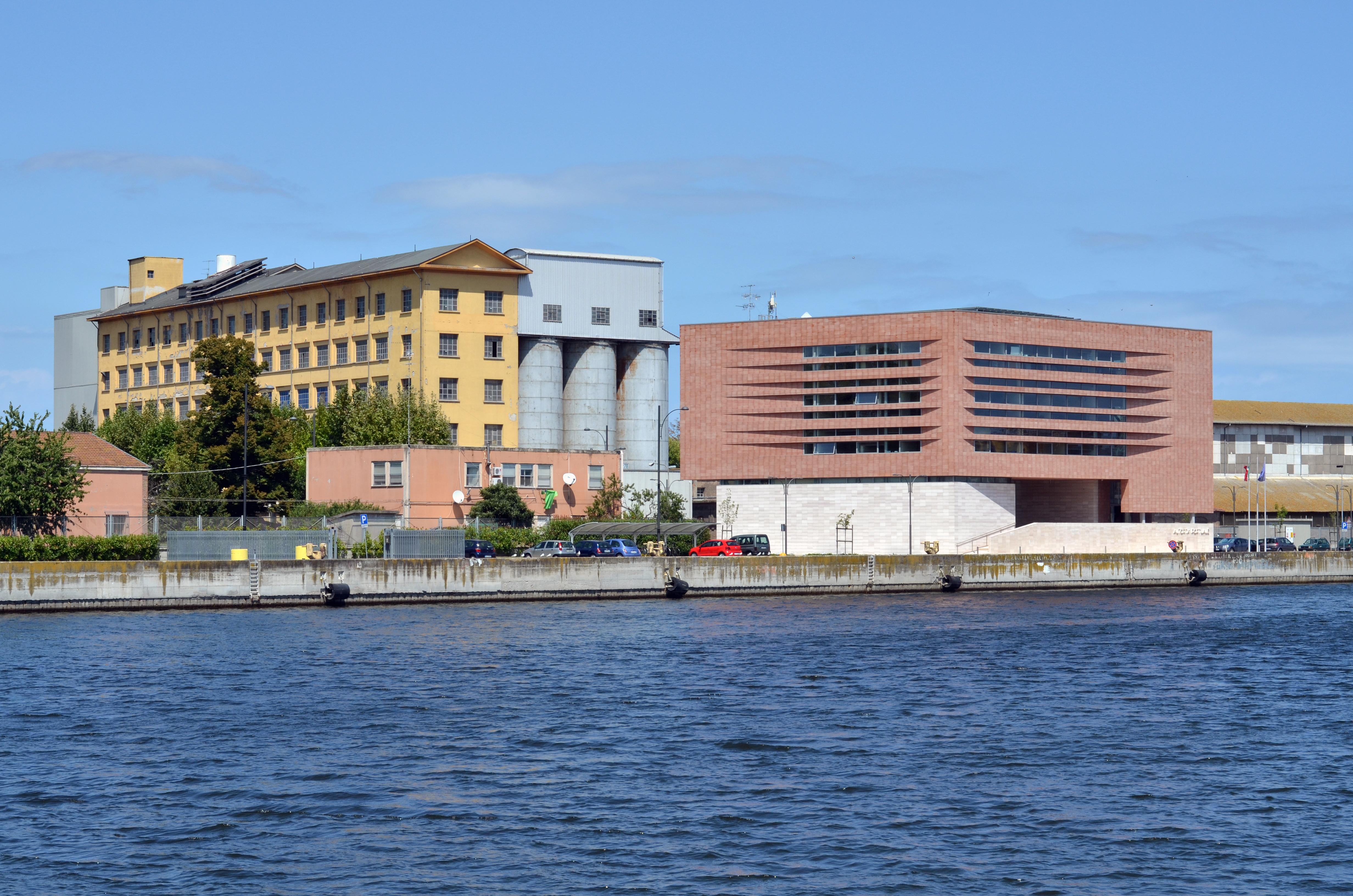 Quanto costa l 39 autorit portuale porto di ravenna for Grassello di calce quanto costa