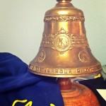 La campana apparteneva al nonno di Stefano Stagnaro