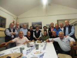 Foto di gruppo per il Fishing Club
