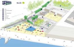 Il progetto di Naviga in Darsena