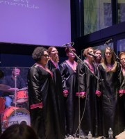 MikroVocal Ensemble ph. di Angelo Palmieri