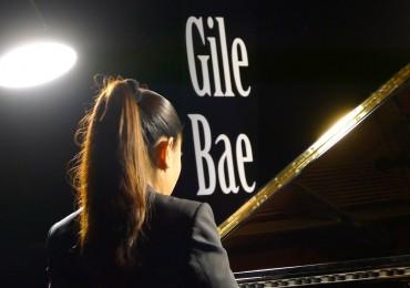 Il concerto di Gile Bae è stato il momento clou dell'inaugurazione