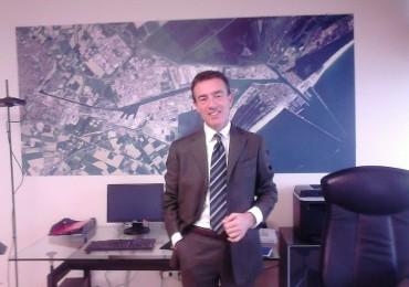 Daniele Rossi, presidente di Autorità Portuale