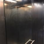 ascensori ripulito